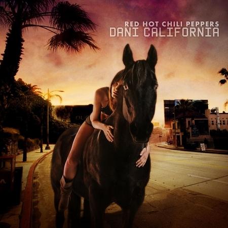 Dani California (U.S. DMD Maxi) 專輯封面