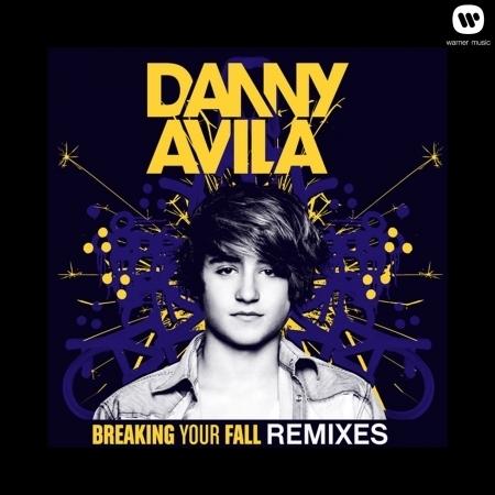 Breaking Your Fall 專輯封面