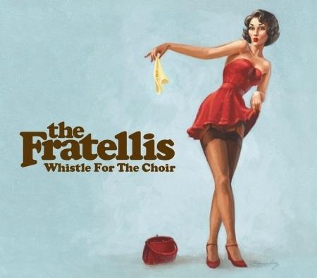Whistle For The Choir 專輯封面