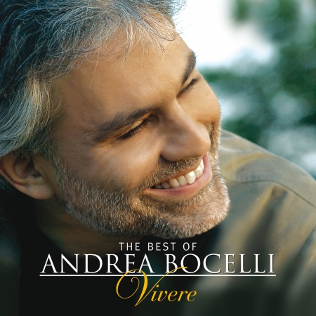The Best of Andrea Bocelli - 'Vivere' (Digital Exclusive) 專輯封面