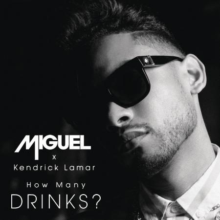 How Many Drinks? (feat. Kendrick Lamar) - Explicit 專輯封面