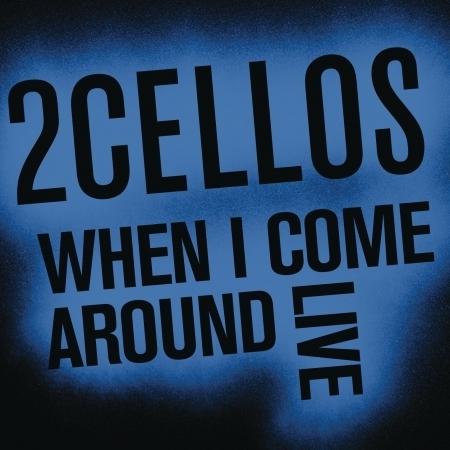 When I Come Around (Live) 專輯封面