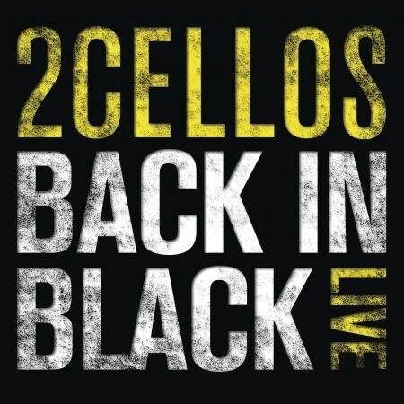 Back In Black (Live) 專輯封面