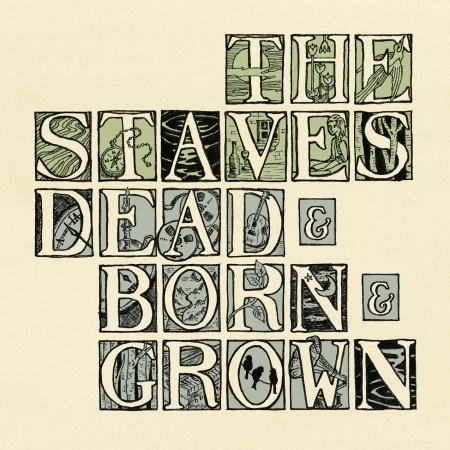 Dead & Born & Grown 專輯封面