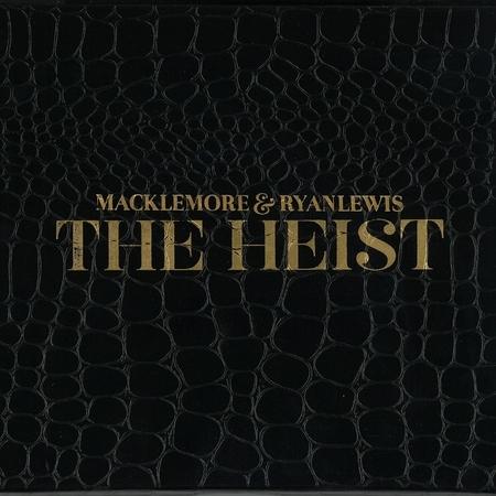 The Heist (Deluxe Edition) 偷拐搶騙 專輯封面