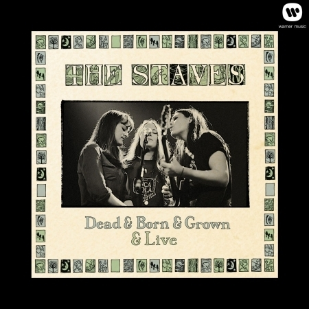 Dead & Born & Grown & Live 專輯封面