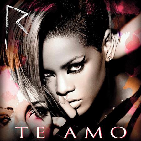 Te Amo 專輯封面