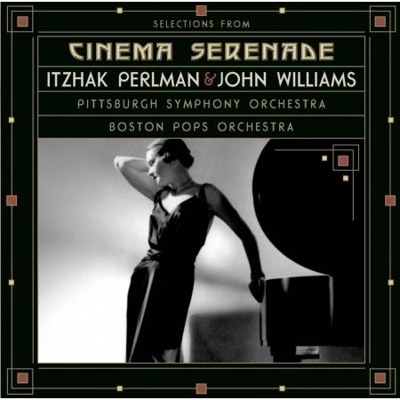 Selections from Cinema Serenade/Cinema Serenade 2 專輯封面