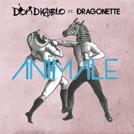 Animale (feat. Dragonette) 專輯封面