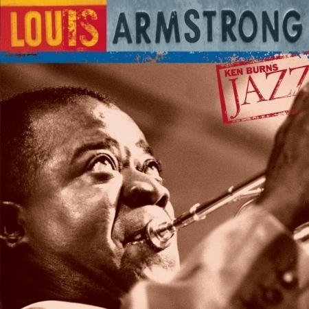 Ken Burns Jazz-Louis Armstrong 專輯封面