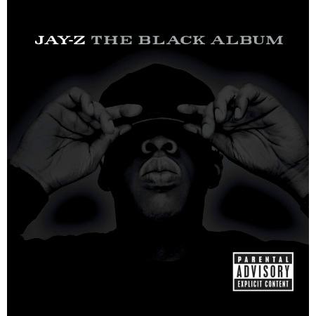 The Black Album (Explicit) 專輯封面