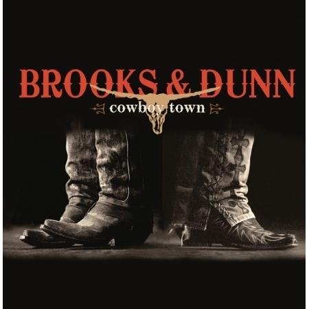 Cowboy Town 專輯封面