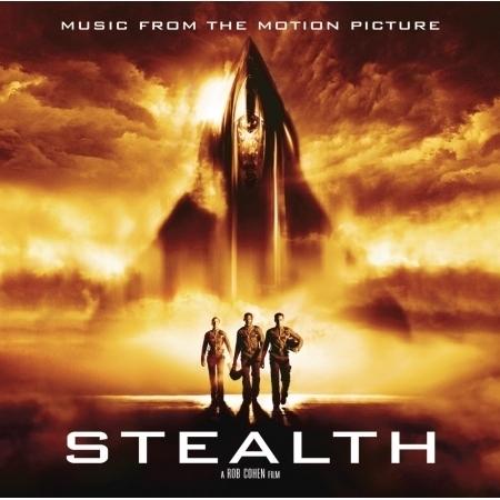 機戰未來 電影原聲帶 Stealth-Music from the Motion Picture 專輯封面
