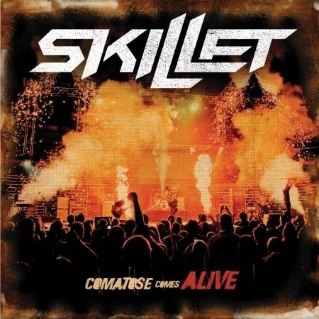 Comatose Comes Alive (Deluxe) 專輯封面