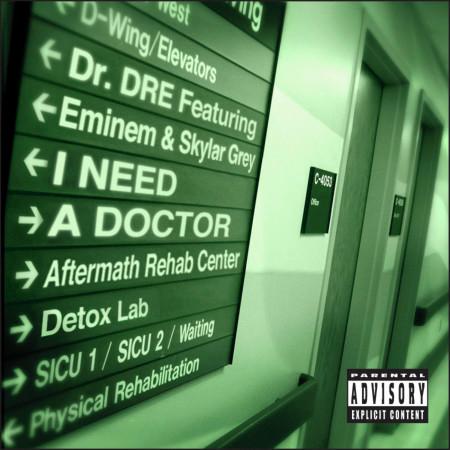 I Need A Doctor (Main) 專輯封面