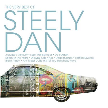 The Very Best Of Steely Dan 專輯封面