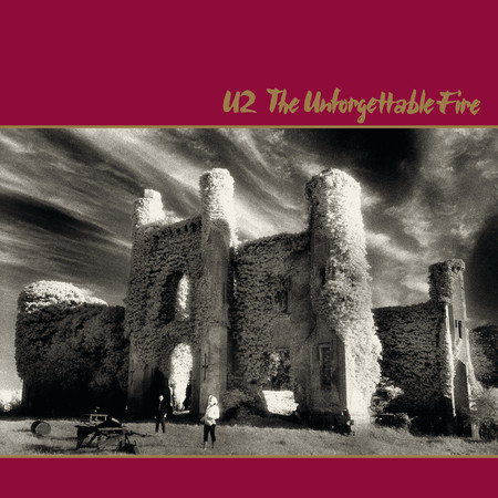 The Unforgettable Fire 專輯封面