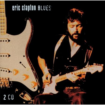 Eric Clapton Blues 專輯封面