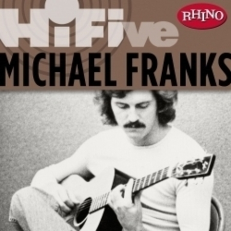 Rhino Hi-Five: Michael Franks 專輯封面
