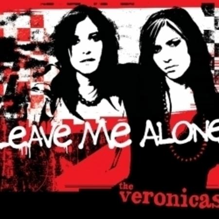 Leave Me Alone (Australian Maxi) 專輯封面