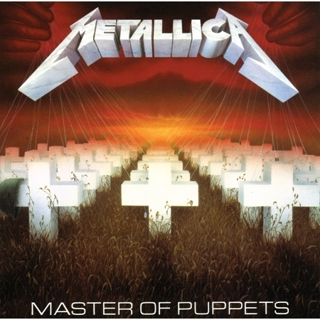 Master Of Puppets 專輯封面