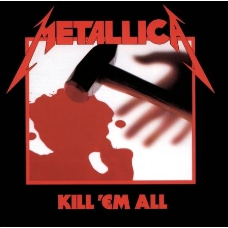 Kill 'Em All 專輯封面