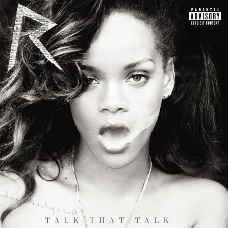 Talk That Talk (Deluxe Explicit Edition) 專輯封面