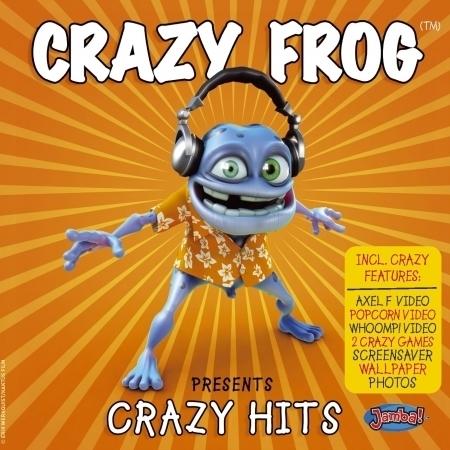 Crazy Hits (revised) 專輯封面