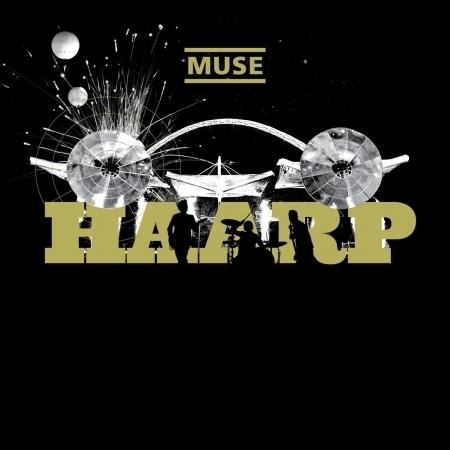 HAARP (iTunes Deluxe Incl.  PDF - Pre Order only) 專輯封面
