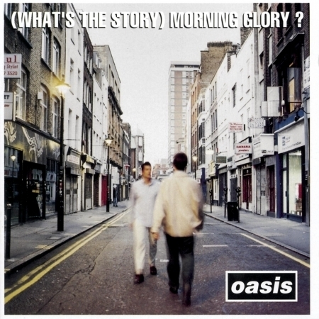 (What's The Story) Morning Glory 專輯封面