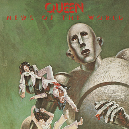 News Of The World (Deluxe Edition 2011 Remaster) 專輯封面