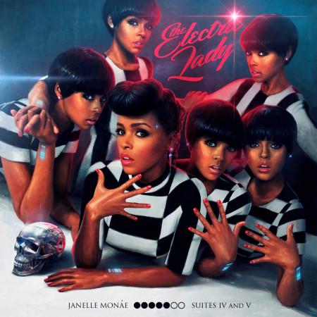 The Electric Lady 專輯封面