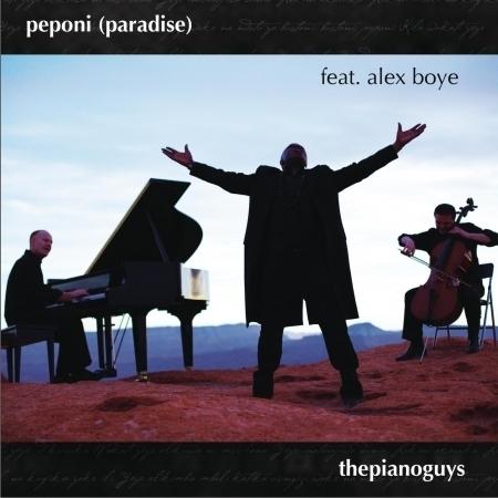 Peponi (Paradise) 專輯封面
