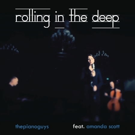Rolling in the Deep (vocal version) 專輯封面