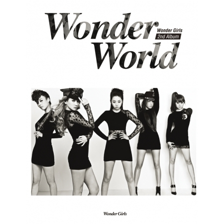 Wonder World 專輯封面