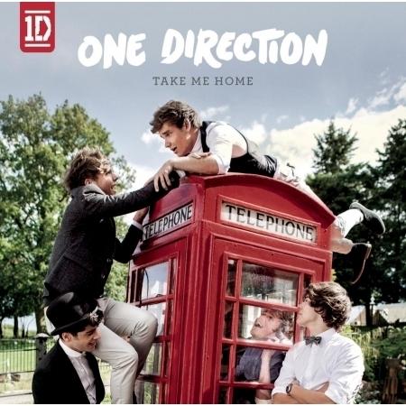 Take Me Home 專輯封面