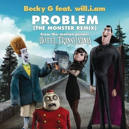 Problem (The Monster Remix) [feat. will.i.am.] 專輯封面