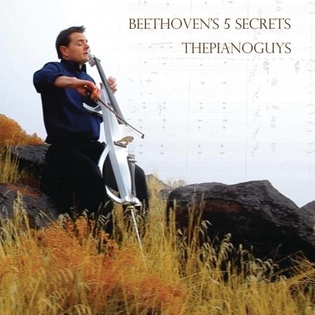 Beethoven's 5 Secrets 專輯封面
