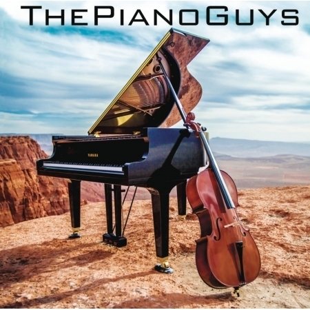 The Piano Guys 專輯封面