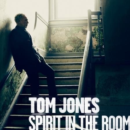 Spirit In The Room 專輯封面