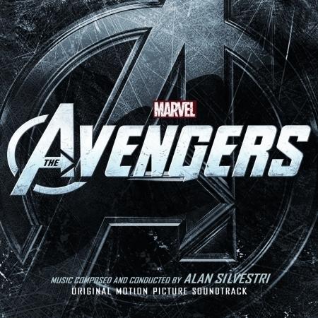 The Avengers 專輯封面