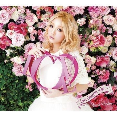 愛的收藏~pink~ 專輯封面