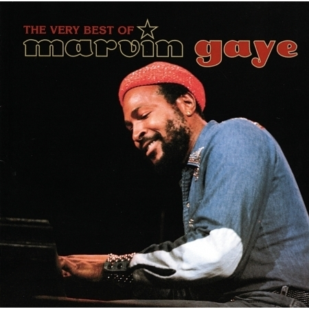 The Very Best Of Marvin Gaye 專輯封面