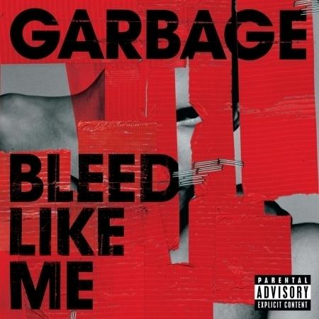 Bleed Like Me 專輯封面