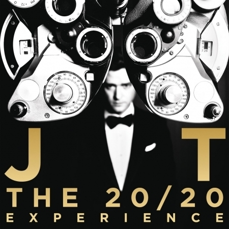 The 20/20 Experience (Deluxe Version) 專輯封面