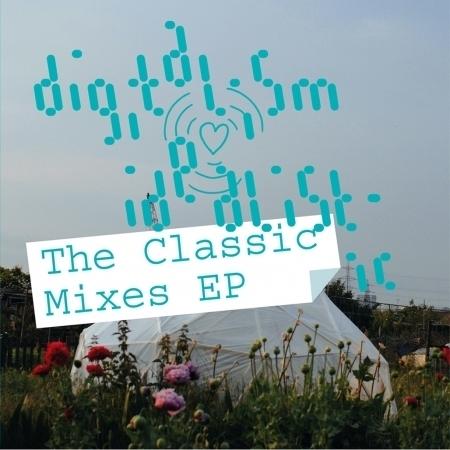 Idealistic (The Classic Mixes EP) 專輯封面