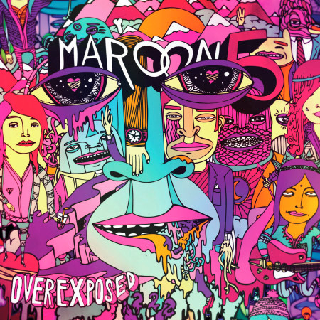 Overexposed (Deluxe) 專輯封面