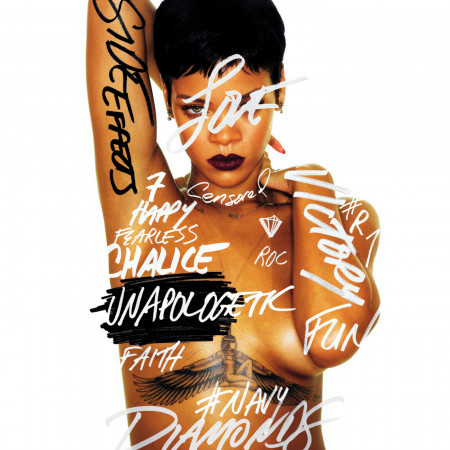 Unapologetic (Deluxe Edited Version) 專輯封面