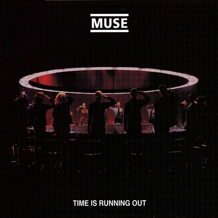 Time Is Running Out 專輯封面