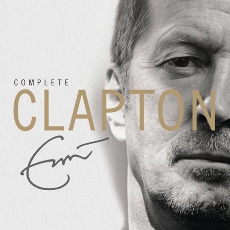 Complete Clapton [Blank] 專輯封面